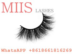 mink cluster lashes kiss flase eyelashes