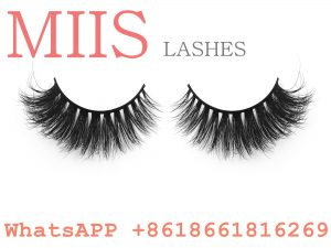 supplies private logo 3d mink lashes