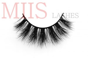 handmade mink fur lashes private label