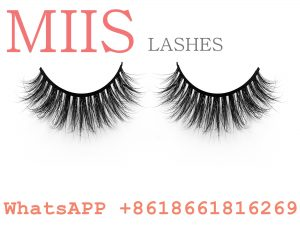 packaging flutter mink lashes